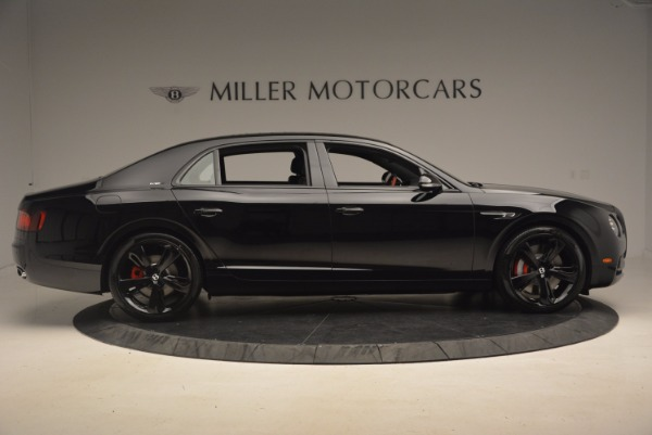 New 2017 Bentley Flying Spur W12 S for sale Sold at Alfa Romeo of Westport in Westport CT 06880 9