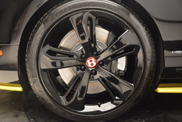 New 2017 Bentley Continental GT V8 S Black Edition for sale Sold at Alfa Romeo of Westport in Westport CT 06880 23