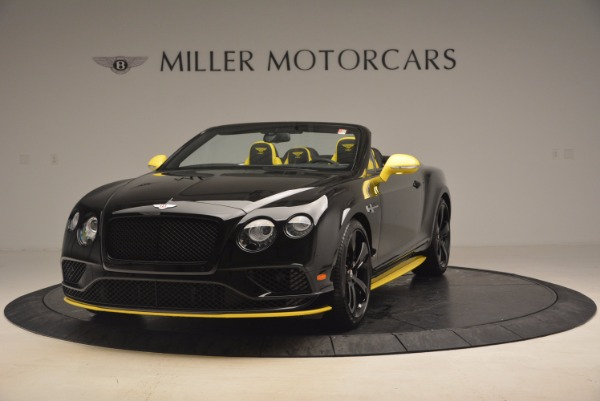 New 2017 Bentley Continental GT V8 S Black Edition for sale Sold at Alfa Romeo of Westport in Westport CT 06880 1
