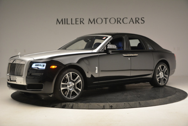 New 2017 Rolls-Royce Ghost for sale Sold at Alfa Romeo of Westport in Westport CT 06880 3