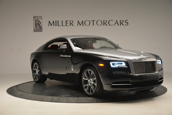 Used 2017 Rolls-Royce Wraith for sale Call for price at Alfa Romeo of Westport in Westport CT 06880 11