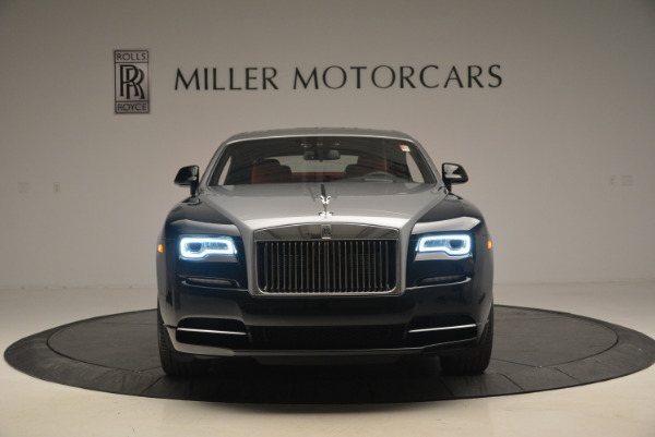 Used 2017 Rolls-Royce Wraith for sale Call for price at Alfa Romeo of Westport in Westport CT 06880 12
