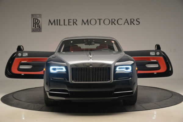 Used 2017 Rolls-Royce Wraith for sale Call for price at Alfa Romeo of Westport in Westport CT 06880 13