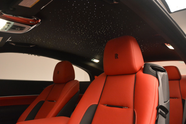 Used 2017 Rolls-Royce Wraith for sale Call for price at Alfa Romeo of Westport in Westport CT 06880 16