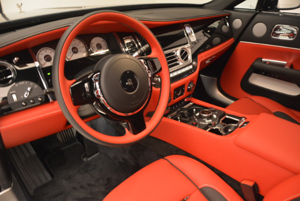 Used 2017 Rolls-Royce Wraith for sale Call for price at Alfa Romeo of Westport in Westport CT 06880 17