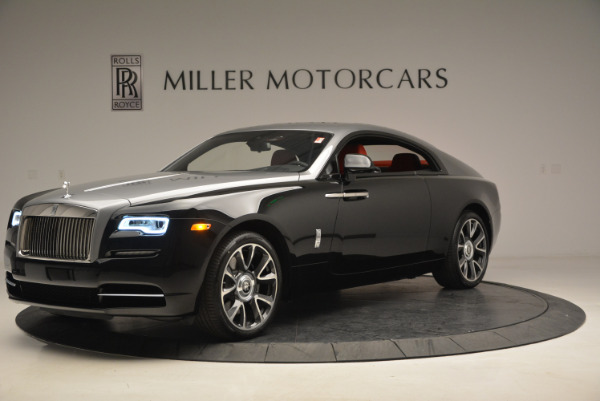 Used 2017 Rolls-Royce Wraith for sale Call for price at Alfa Romeo of Westport in Westport CT 06880 2