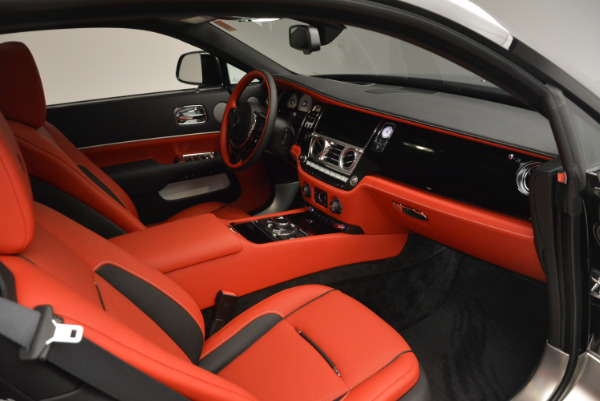Used 2017 Rolls-Royce Wraith for sale Call for price at Alfa Romeo of Westport in Westport CT 06880 22