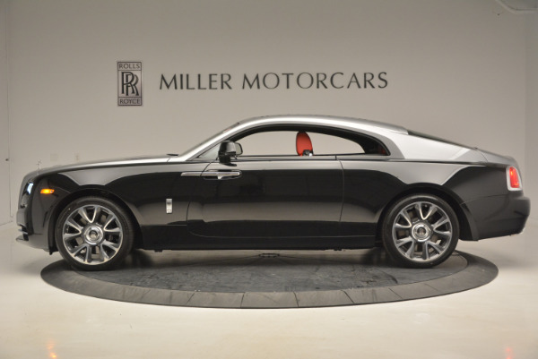 Used 2017 Rolls-Royce Wraith for sale Call for price at Alfa Romeo of Westport in Westport CT 06880 3