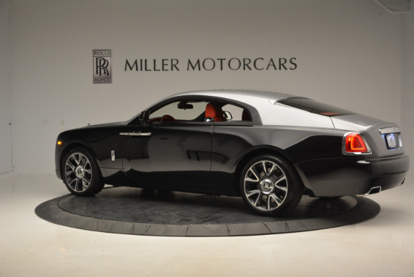 Used 2017 Rolls-Royce Wraith for sale Call for price at Alfa Romeo of Westport in Westport CT 06880 4