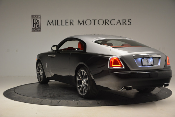 Used 2017 Rolls-Royce Wraith for sale Call for price at Alfa Romeo of Westport in Westport CT 06880 5