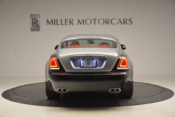 Used 2017 Rolls-Royce Wraith for sale Call for price at Alfa Romeo of Westport in Westport CT 06880 6