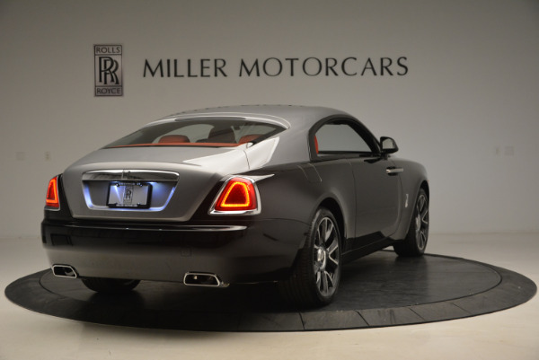 Used 2017 Rolls-Royce Wraith for sale Call for price at Alfa Romeo of Westport in Westport CT 06880 7