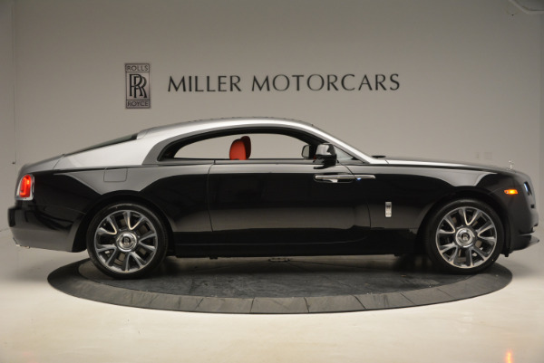 Used 2017 Rolls-Royce Wraith for sale Call for price at Alfa Romeo of Westport in Westport CT 06880 9