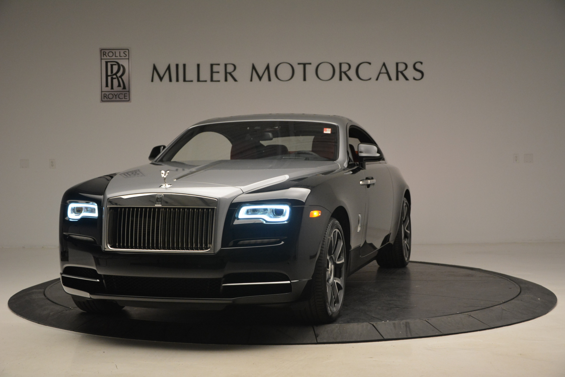Used 2017 Rolls-Royce Wraith for sale Call for price at Alfa Romeo of Westport in Westport CT 06880 1