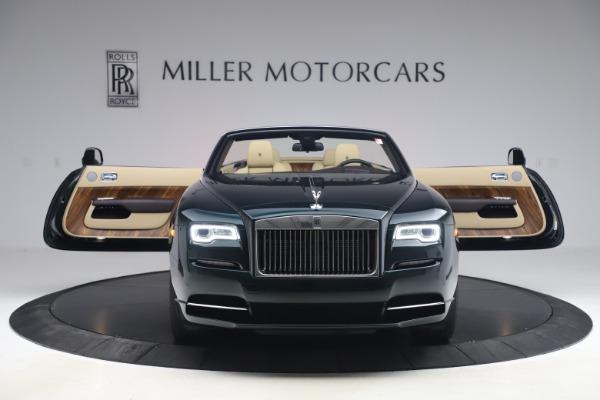 Used 2017 Rolls-Royce Dawn for sale $248,900 at Alfa Romeo of Westport in Westport CT 06880 13