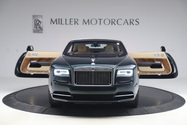 Used 2017 Rolls-Royce Dawn for sale $248,900 at Alfa Romeo of Westport in Westport CT 06880 27