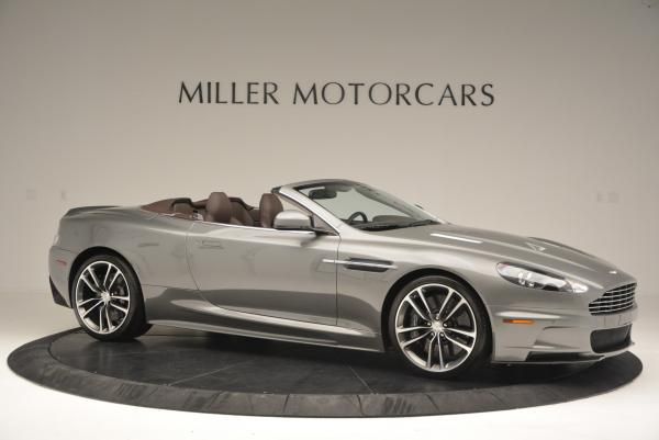 Used 2010 Aston Martin DBS Volante for sale Sold at Alfa Romeo of Westport in Westport CT 06880 10