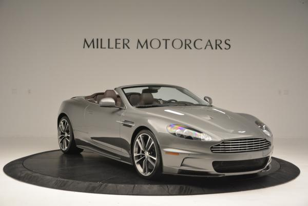 Used 2010 Aston Martin DBS Volante for sale Sold at Alfa Romeo of Westport in Westport CT 06880 11