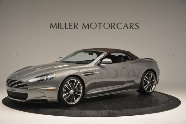 Used 2010 Aston Martin DBS Volante for sale Sold at Alfa Romeo of Westport in Westport CT 06880 14