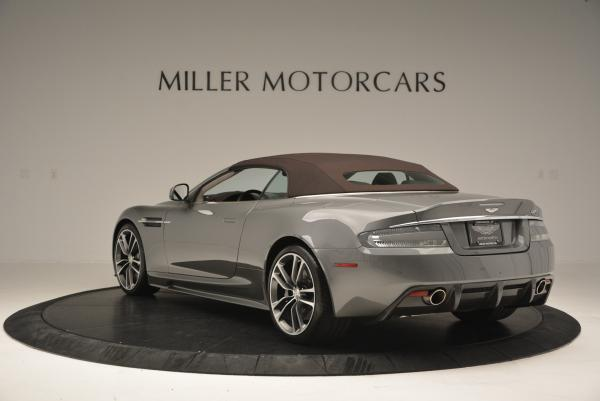 Used 2010 Aston Martin DBS Volante for sale Sold at Alfa Romeo of Westport in Westport CT 06880 17