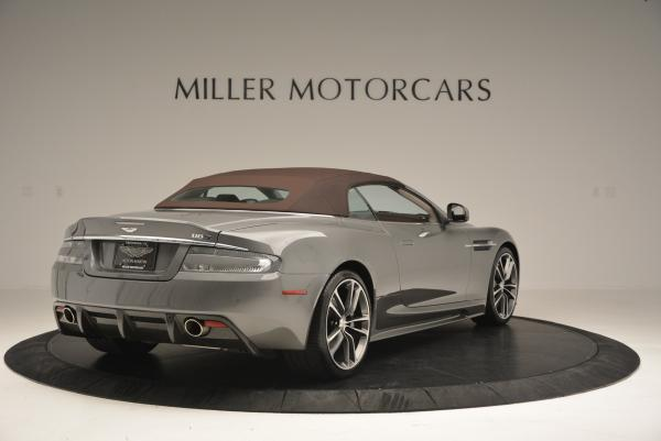 Used 2010 Aston Martin DBS Volante for sale Sold at Alfa Romeo of Westport in Westport CT 06880 19