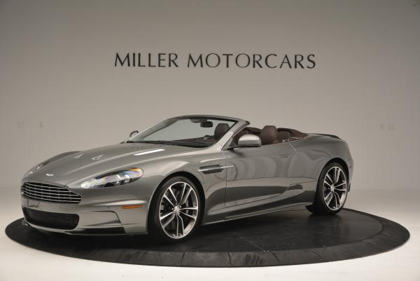 Used 2010 Aston Martin DBS Volante for sale Sold at Alfa Romeo of Westport in Westport CT 06880 2