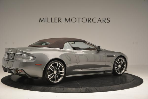 Used 2010 Aston Martin DBS Volante for sale Sold at Alfa Romeo of Westport in Westport CT 06880 20