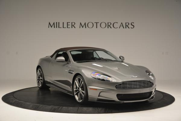 Used 2010 Aston Martin DBS Volante for sale Sold at Alfa Romeo of Westport in Westport CT 06880 23