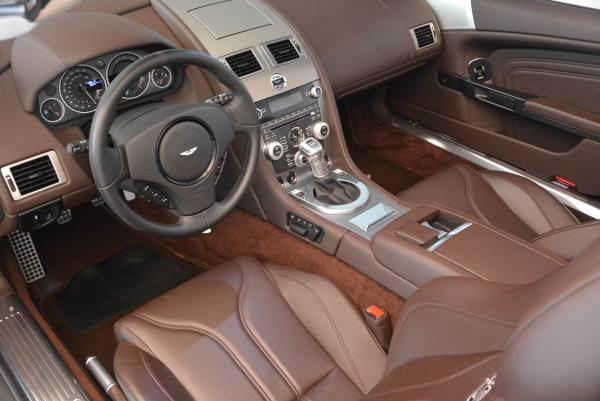 Used 2010 Aston Martin DBS Volante for sale Sold at Alfa Romeo of Westport in Westport CT 06880 24