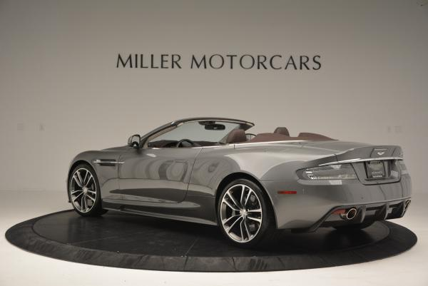 Used 2010 Aston Martin DBS Volante for sale Sold at Alfa Romeo of Westport in Westport CT 06880 4