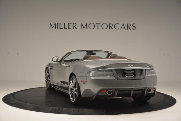 Used 2010 Aston Martin DBS Volante for sale Sold at Alfa Romeo of Westport in Westport CT 06880 5