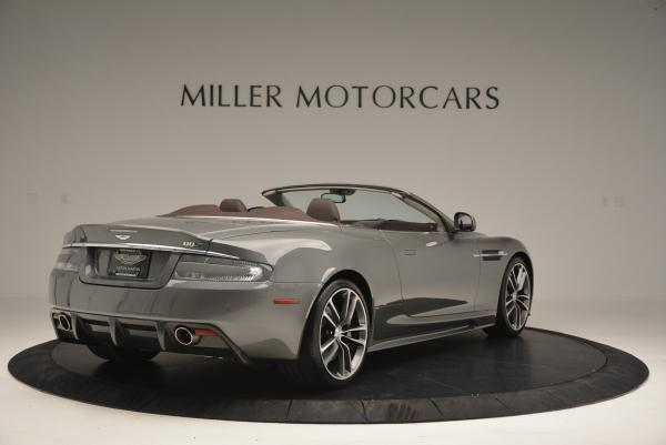 Used 2010 Aston Martin DBS Volante for sale Sold at Alfa Romeo of Westport in Westport CT 06880 7