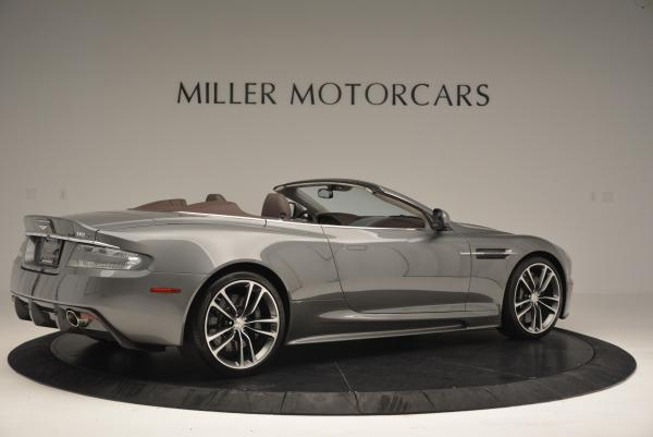 Used 2010 Aston Martin DBS Volante for sale Sold at Alfa Romeo of Westport in Westport CT 06880 8