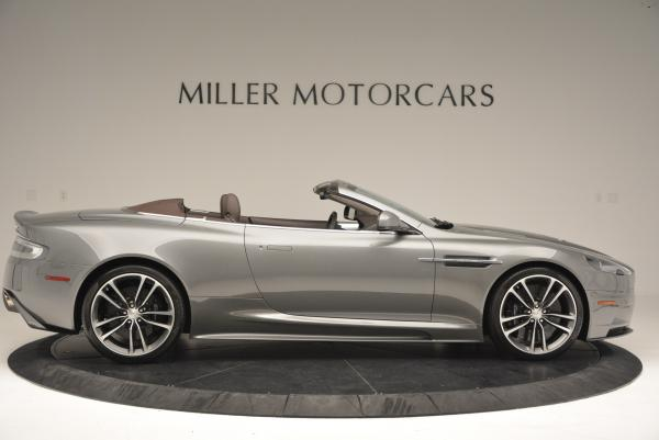 Used 2010 Aston Martin DBS Volante for sale Sold at Alfa Romeo of Westport in Westport CT 06880 9