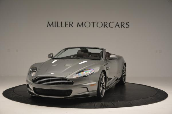 Used 2010 Aston Martin DBS Volante for sale Sold at Alfa Romeo of Westport in Westport CT 06880 1