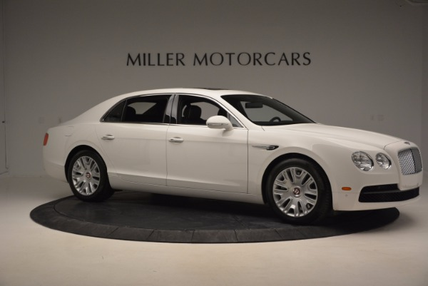 Used 2016 Bentley Flying Spur V8 for sale Sold at Alfa Romeo of Westport in Westport CT 06880 10