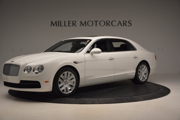 Used 2016 Bentley Flying Spur V8 for sale Sold at Alfa Romeo of Westport in Westport CT 06880 2