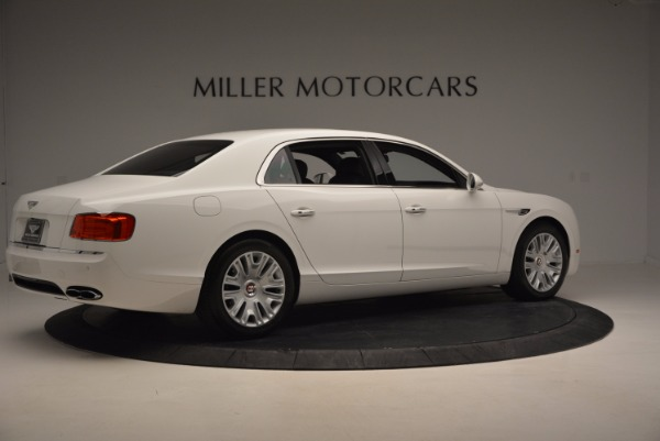 Used 2016 Bentley Flying Spur V8 for sale Sold at Alfa Romeo of Westport in Westport CT 06880 8