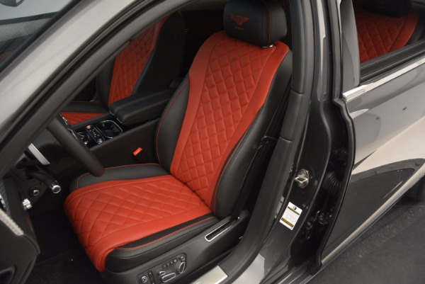 Used 2017 Bentley Flying Spur V8 S for sale Sold at Alfa Romeo of Westport in Westport CT 06880 24