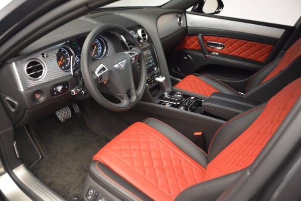Used 2017 Bentley Flying Spur V8 S for sale Sold at Alfa Romeo of Westport in Westport CT 06880 27