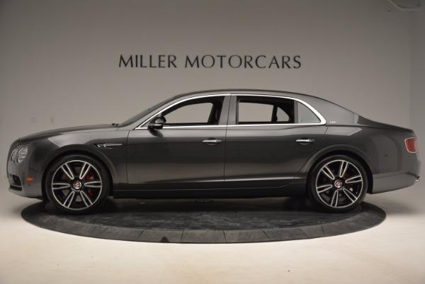 Used 2017 Bentley Flying Spur V8 S for sale Sold at Alfa Romeo of Westport in Westport CT 06880 3