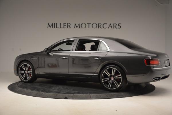 Used 2017 Bentley Flying Spur V8 S for sale Sold at Alfa Romeo of Westport in Westport CT 06880 4