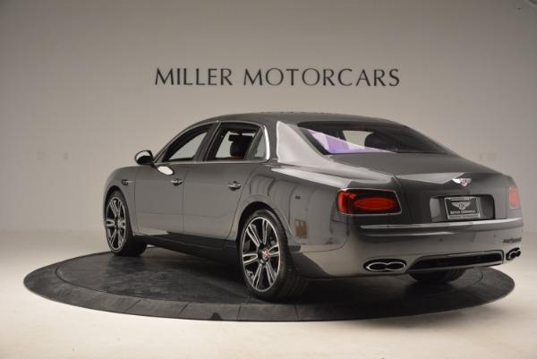 Used 2017 Bentley Flying Spur V8 S for sale Sold at Alfa Romeo of Westport in Westport CT 06880 5