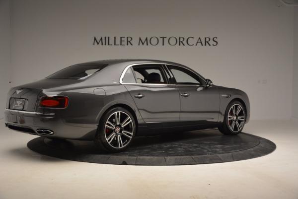 Used 2017 Bentley Flying Spur V8 S for sale Sold at Alfa Romeo of Westport in Westport CT 06880 8