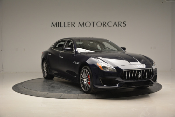 New 2017 Maserati Quattroporte S Q4 GranSport for sale Sold at Alfa Romeo of Westport in Westport CT 06880 11