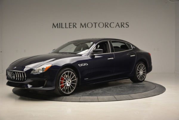 New 2017 Maserati Quattroporte S Q4 GranSport for sale Sold at Alfa Romeo of Westport in Westport CT 06880 2
