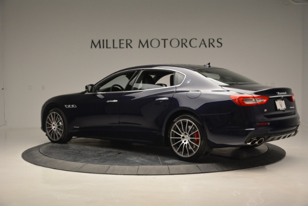 New 2017 Maserati Quattroporte S Q4 GranSport for sale Sold at Alfa Romeo of Westport in Westport CT 06880 4