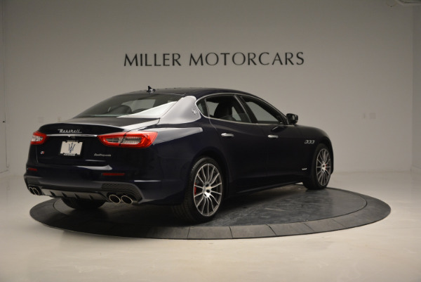 New 2017 Maserati Quattroporte S Q4 GranSport for sale Sold at Alfa Romeo of Westport in Westport CT 06880 7