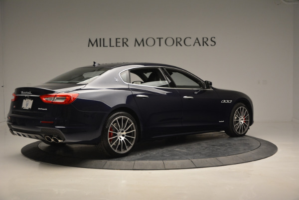 New 2017 Maserati Quattroporte S Q4 GranSport for sale Sold at Alfa Romeo of Westport in Westport CT 06880 8