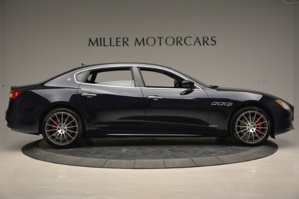 New 2017 Maserati Quattroporte S Q4 GranSport for sale Sold at Alfa Romeo of Westport in Westport CT 06880 9